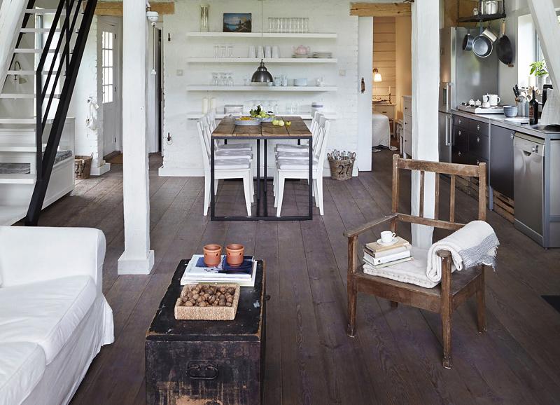 Slaapkamer Donkere Vloer : De mooiste donkere vloeren alles om van je huis je thuis te