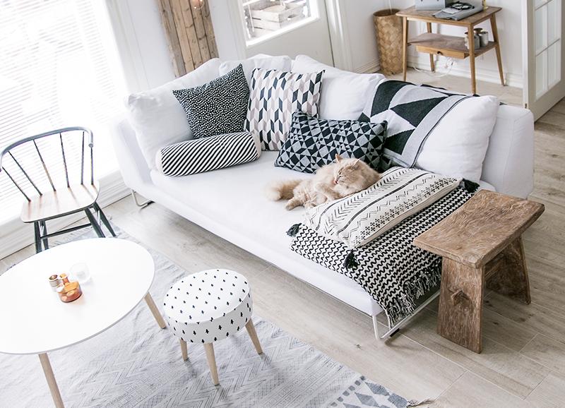 In 6 Stappen Naar Een Scandinavisch Interieur Alles Om Van Je Huis Je Thuis Te Maken Homedeco Nl