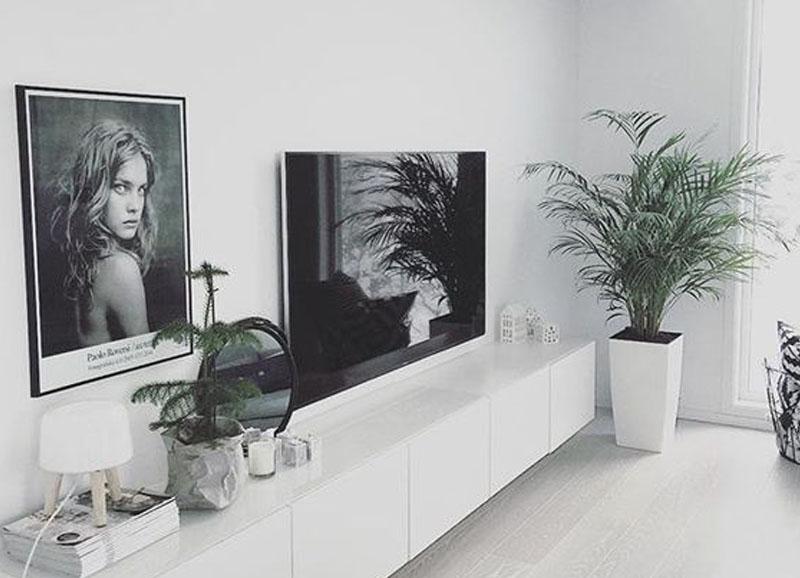 5 Manieren Om Om De Tv Heen Te Decoreren Alles Om Van Je Huis Je Thuis Te Maken Homedeco Nl