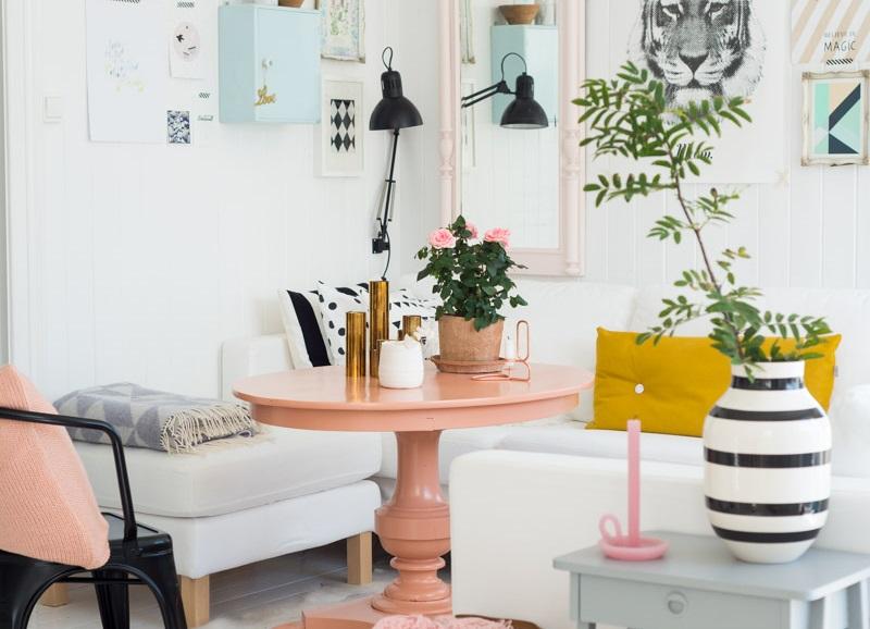 Slaapkamer Oudroze : Haal het voorjaar in huis met dit Noorse ...