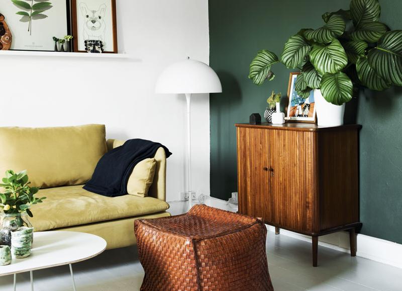 Color crush olijfgroen in je interieur alles om van je for Interieur kleuren voorbeelden