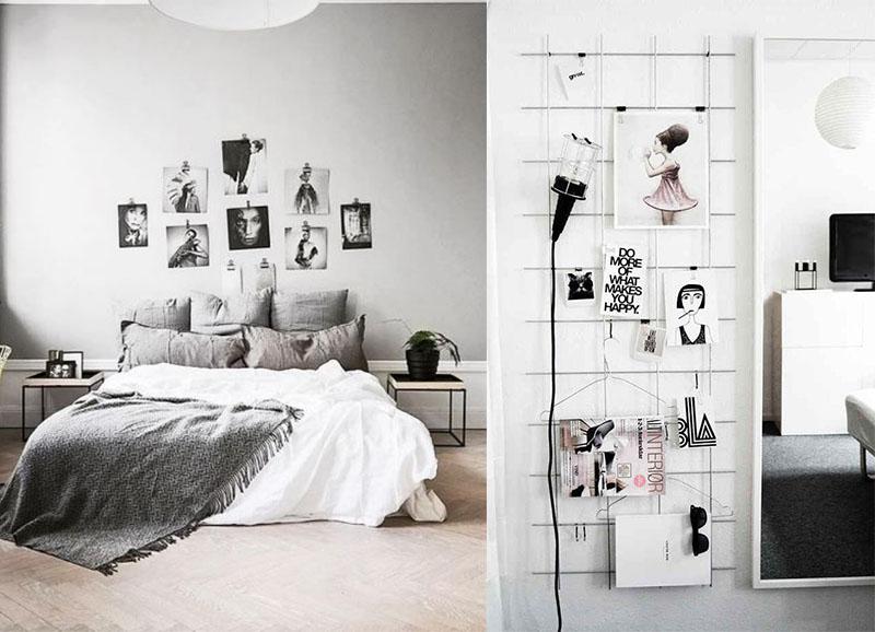 Geef jouw favoriete foto 39 s een mooi plekje in de slaapkamer alles om van je huis je thuis te - Foto van volwassen slaapkamer ...