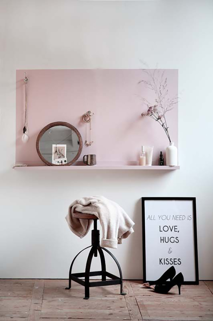 Originele manieren om je wand te voorzien van een likje verf alles om van je huis je thuis te - Een wasruimte voorzien ...