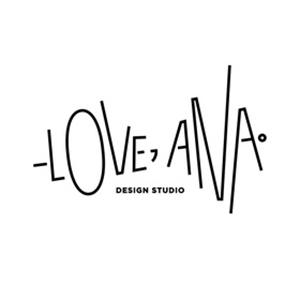 -Love, Ana. design studio