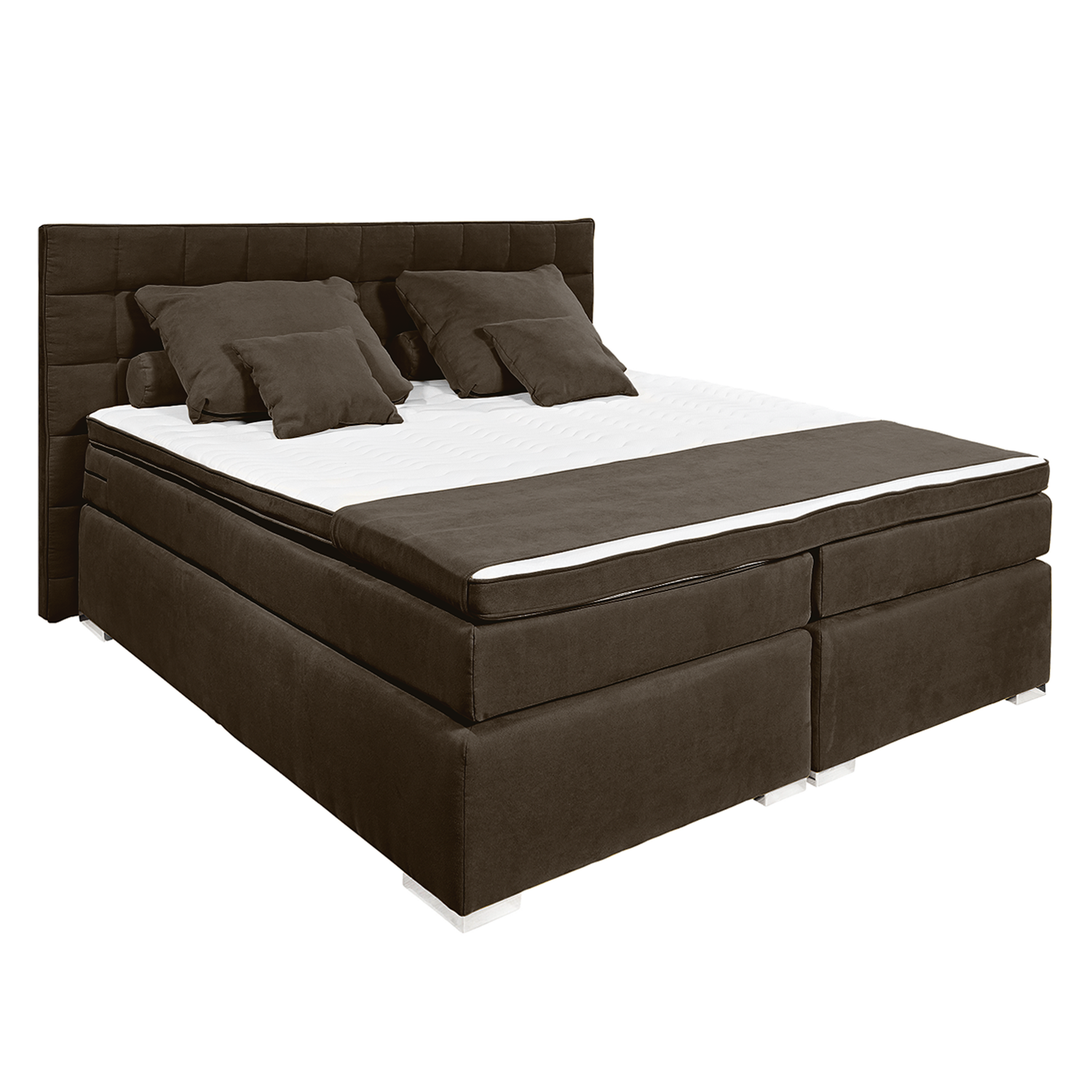 boxspring merken energy nasa traagschuim matras populaire keuze with boxspring merken latest. Black Bedroom Furniture Sets. Home Design Ideas