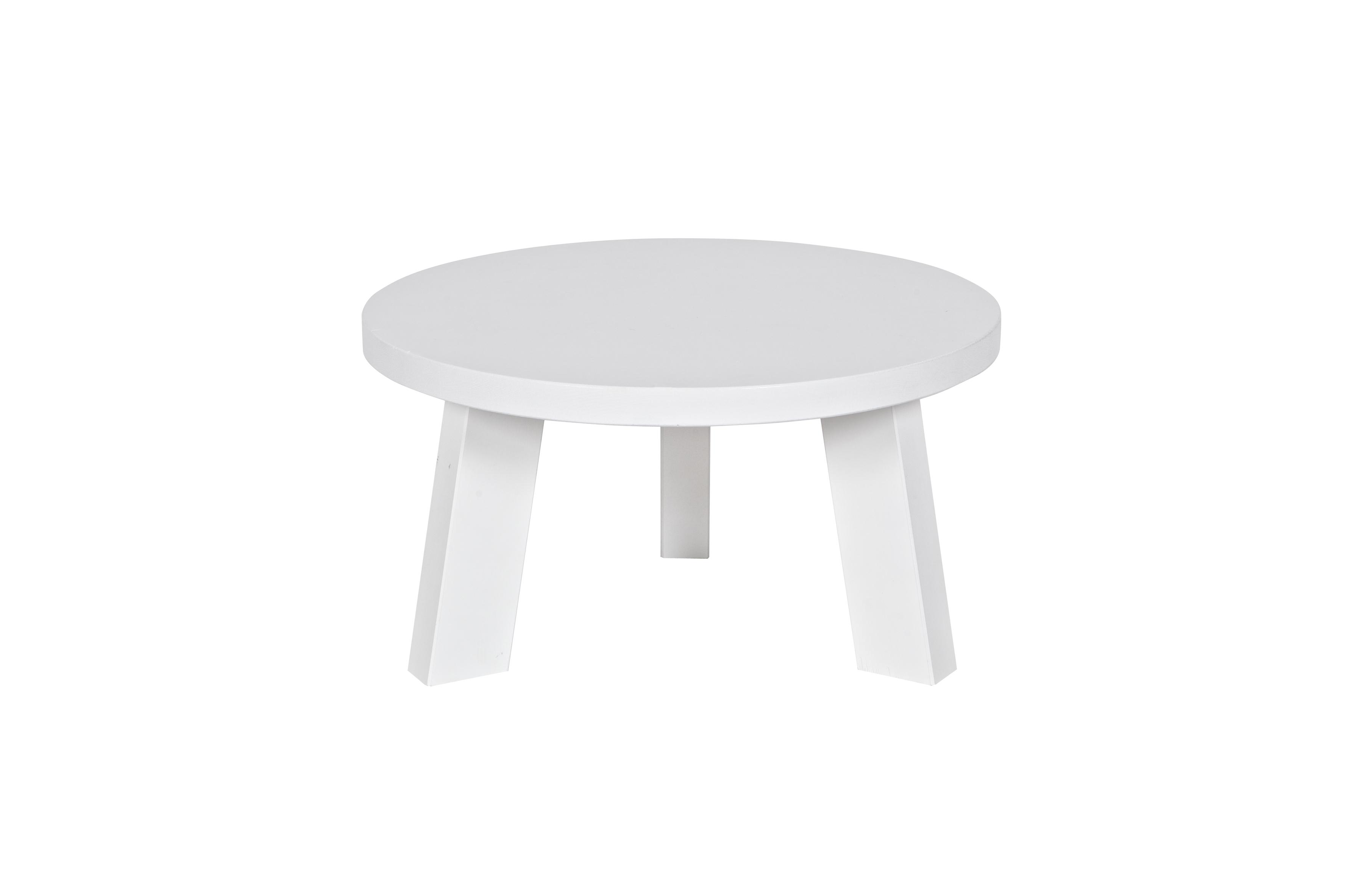 Witte Tafel Rond.Rond Tafelblad Ikea