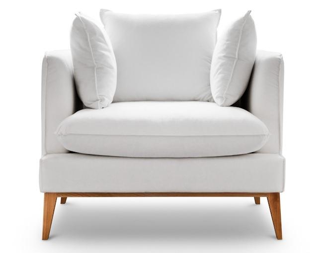 Oud Roze Fauteuil : Lola fauteuil oudroze i sofa homedeco
