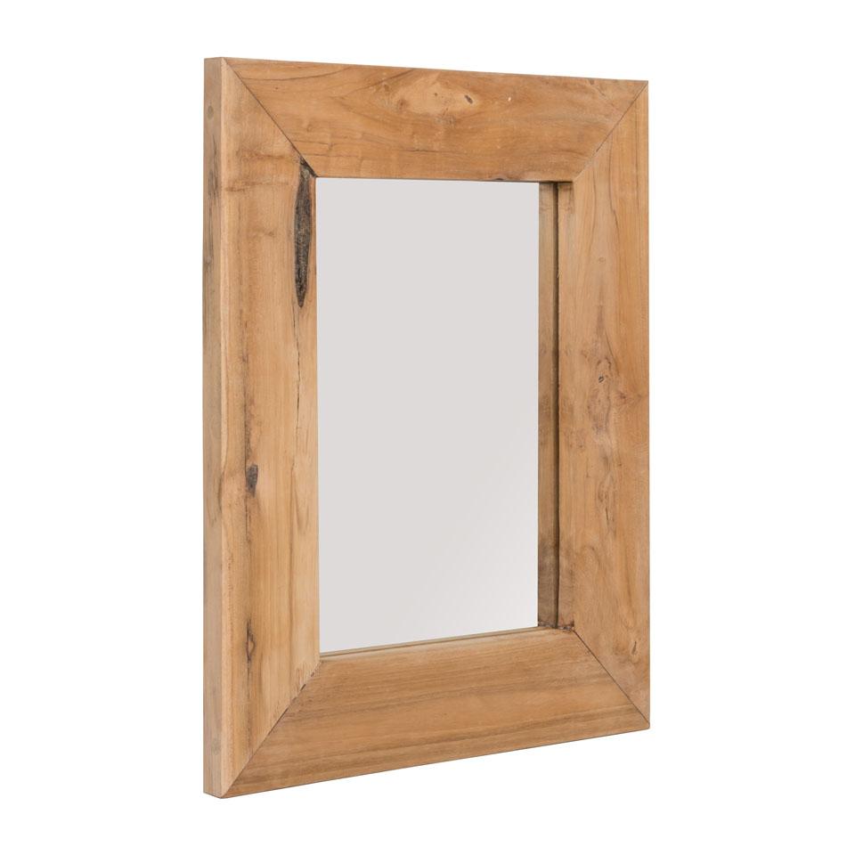 Spiegel houten rand fe01 aboriginaltourismontario for Houten spiegel