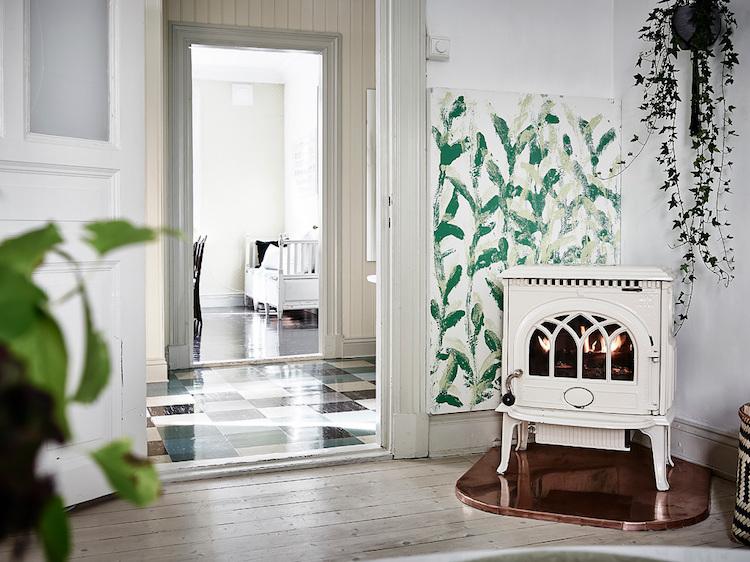 Traditionele Moderne Inrichting : Shop the look traditioneel zweeds interieur met een moderne touch