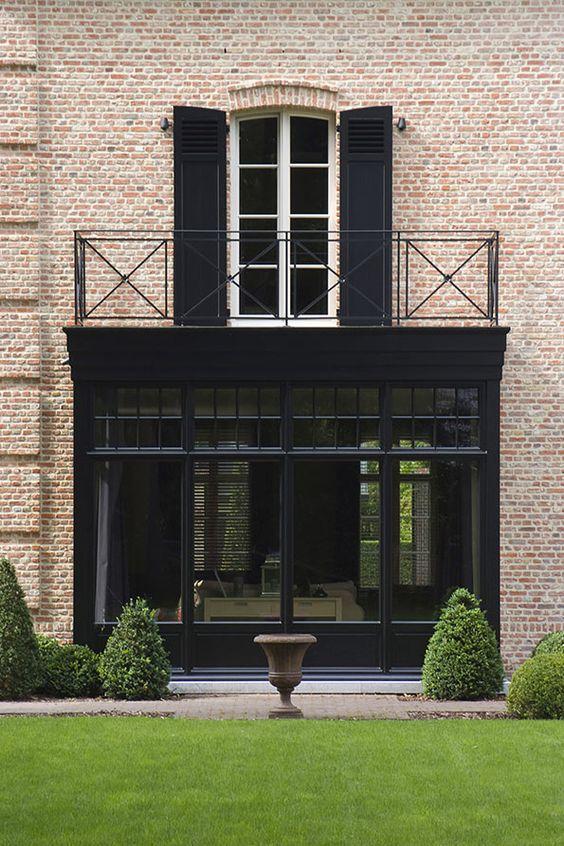 10x de mooiste interieurs met zwarte kozijnen   Alles om van je huis je Thuis te maken   HomeDeco nl