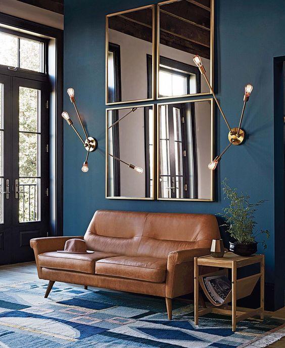 Trend: Petrol Blue - Alles om van je huis je Thuis te maken ...