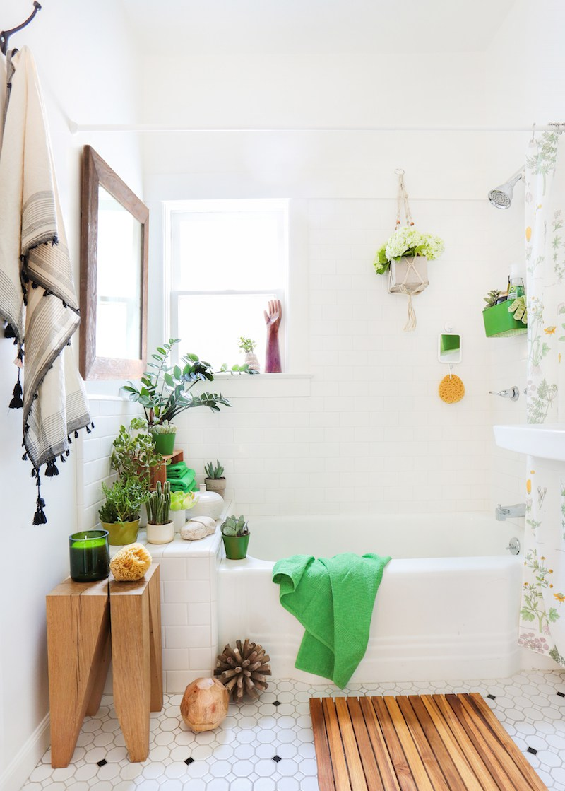 Decorating Ideas > Trend Een Botanische Badkamer  Alles Om Van Je Huis Je  ~ 043507_Quirky Bathroom Decorating Ideas