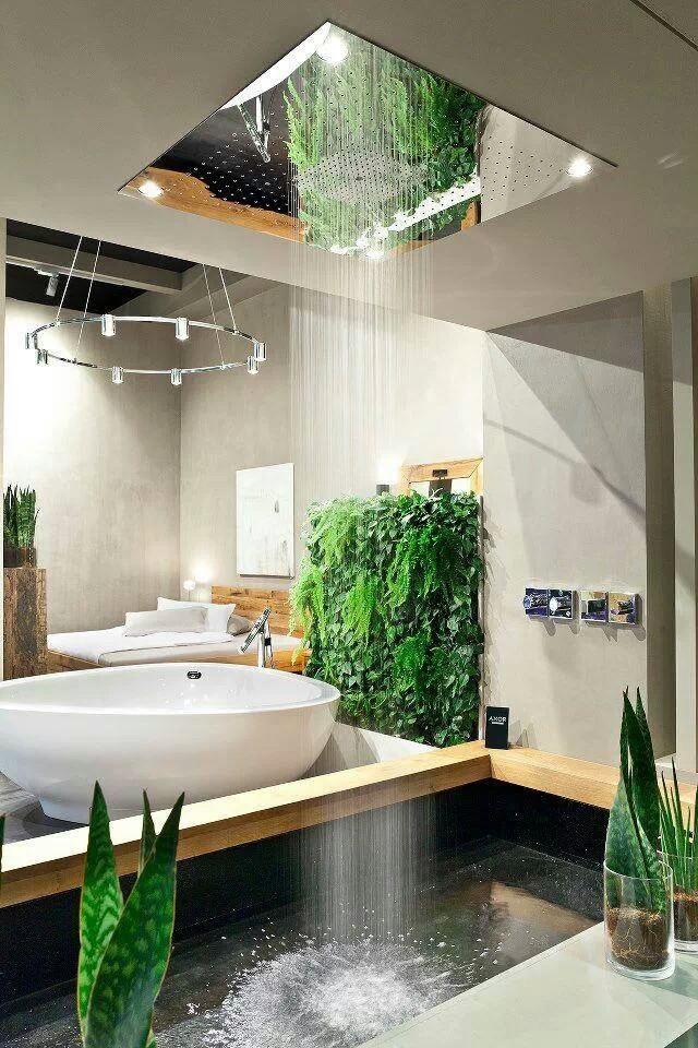De mooiste badkamers met een buitengevoel - Alles om van je huis je ...