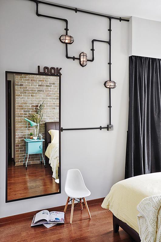 Yay or nay: industriële slaapkamer - Alles om van je huis je Thuis ...