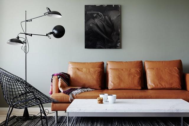 8x de mooiste camelkleurige banken van pinterest alles om van je huis je thuis te maken - Bank thuis van de wereld ...