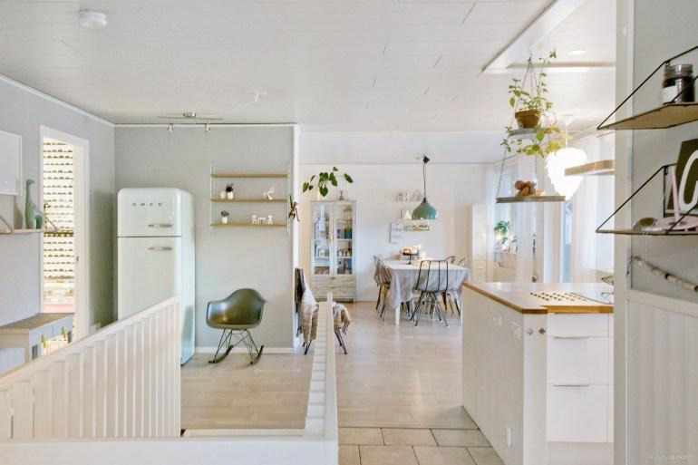 Meer Zweedse Inspiratie : Binnenkijken bij scandinavisch interieur met hippe kinderkamers