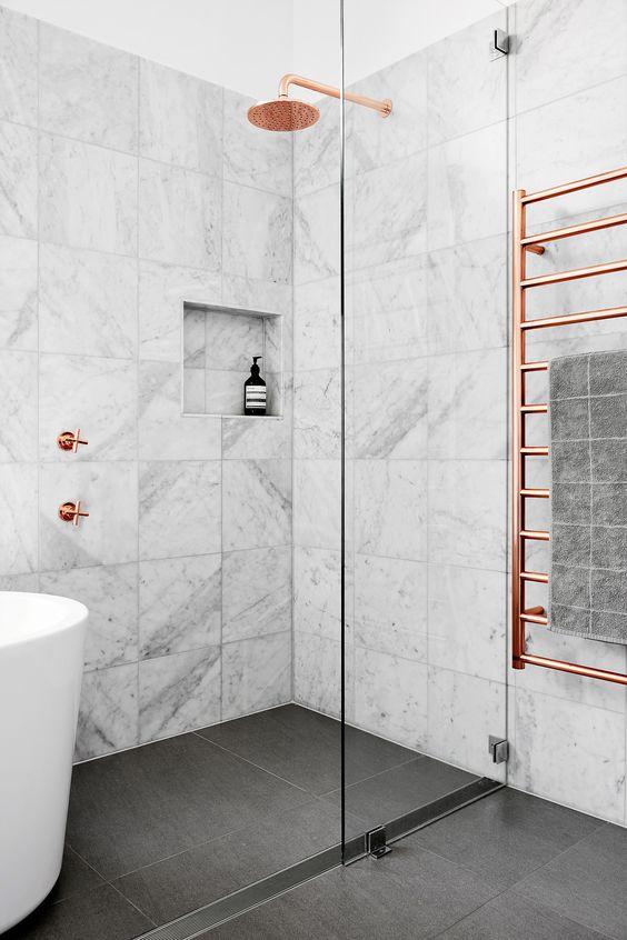 6 badkamertrends voor 2018 - Alles om van je huis je Thuis te maken ...