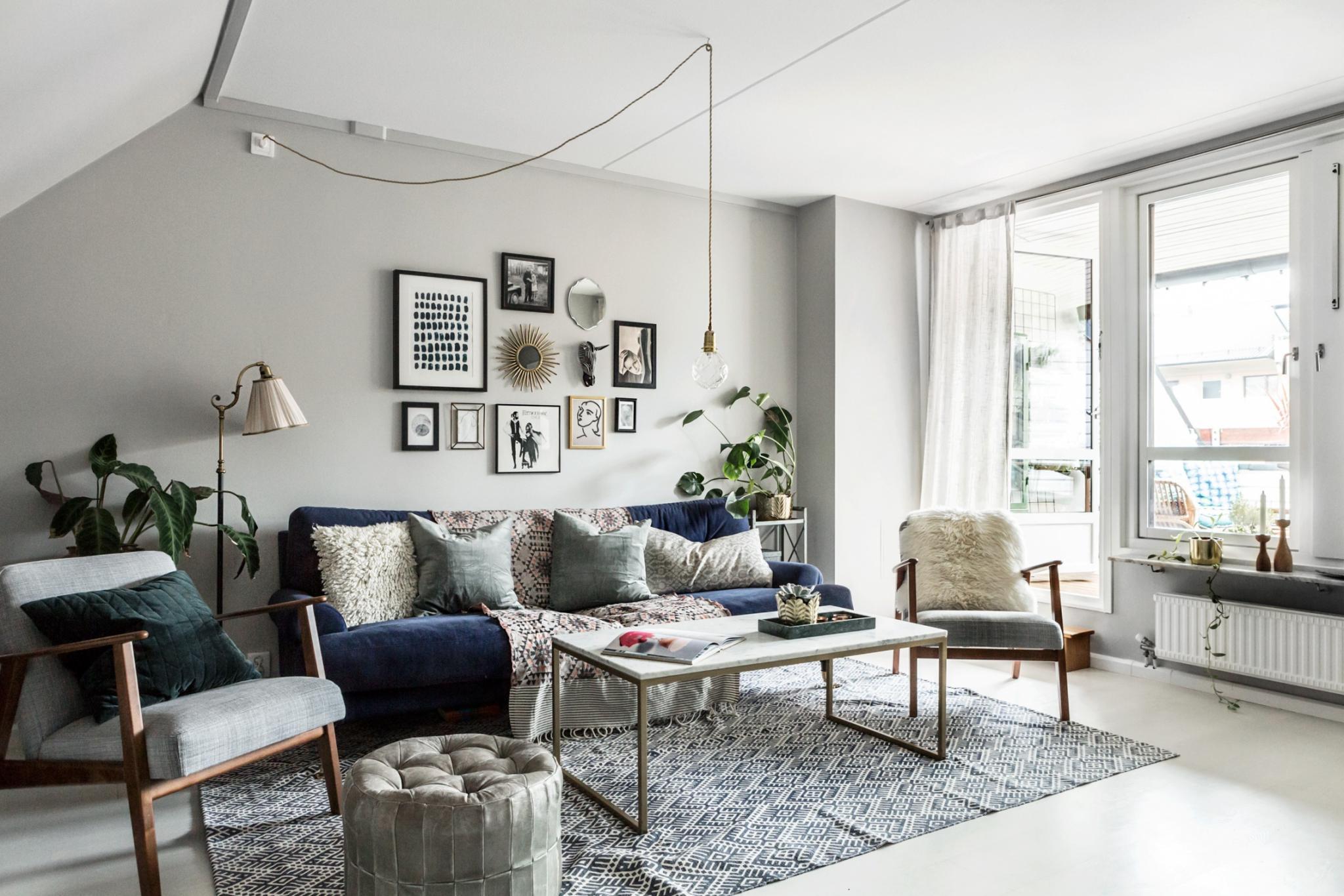 Binnenkijken bij hip vintage interieur - Alles om van je huis je ...