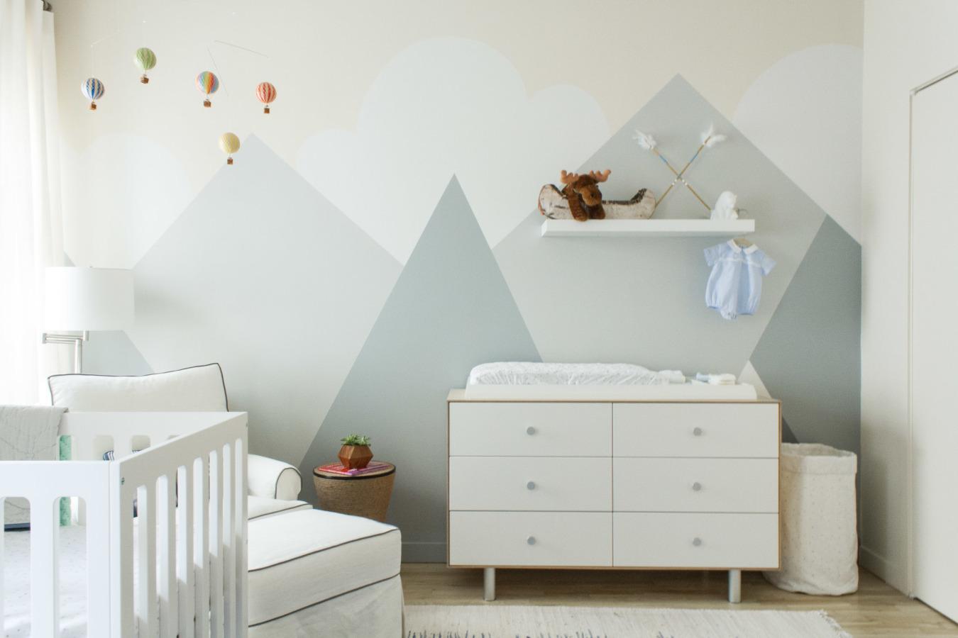 de complete checklist voor de babykamer - alles om van je huis je, Deco ideeën
