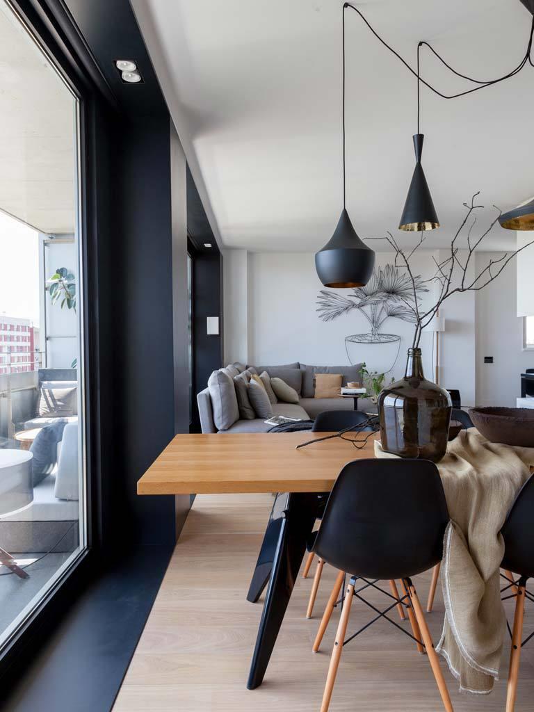 Color crush zwart alles om van je huis je thuis te maken - Deco buitenkant huis ...