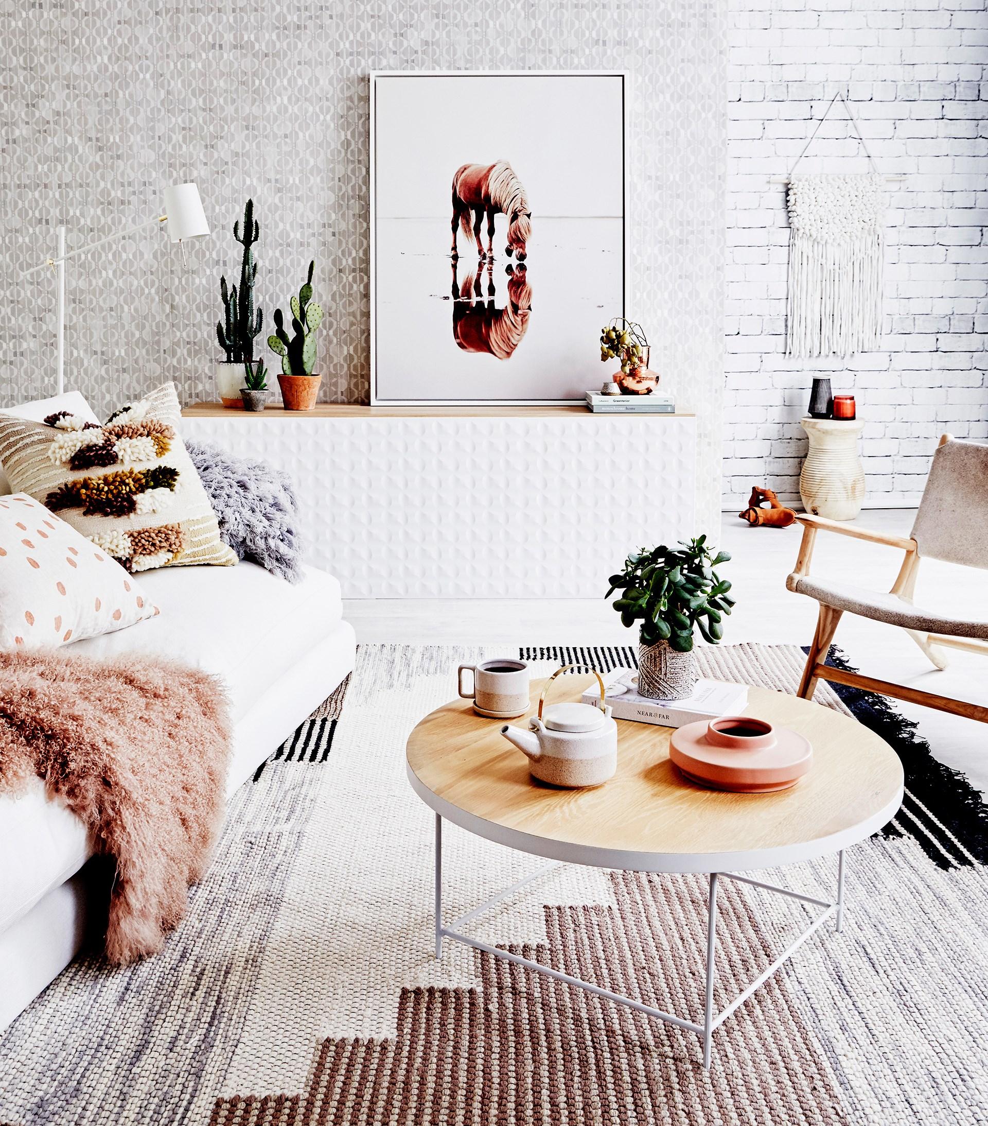 6 interieurtips voor kleine, chique woonkamers - Alles om van je ...