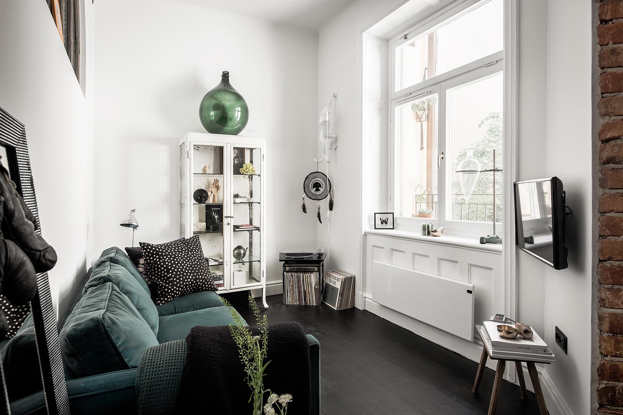 Scandinavisch Bohemian Interieur : Interieur stijlen verschillende stijlen woonkamer