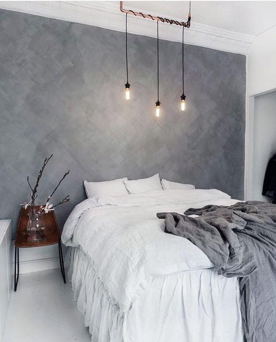 Trend: Geef je muur een betonlook - Alles om van je huis je Thuis te ...