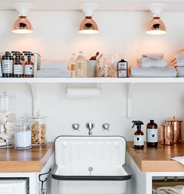 12x de mooiste keukens met rosé gouden accenten   alles om van je ...