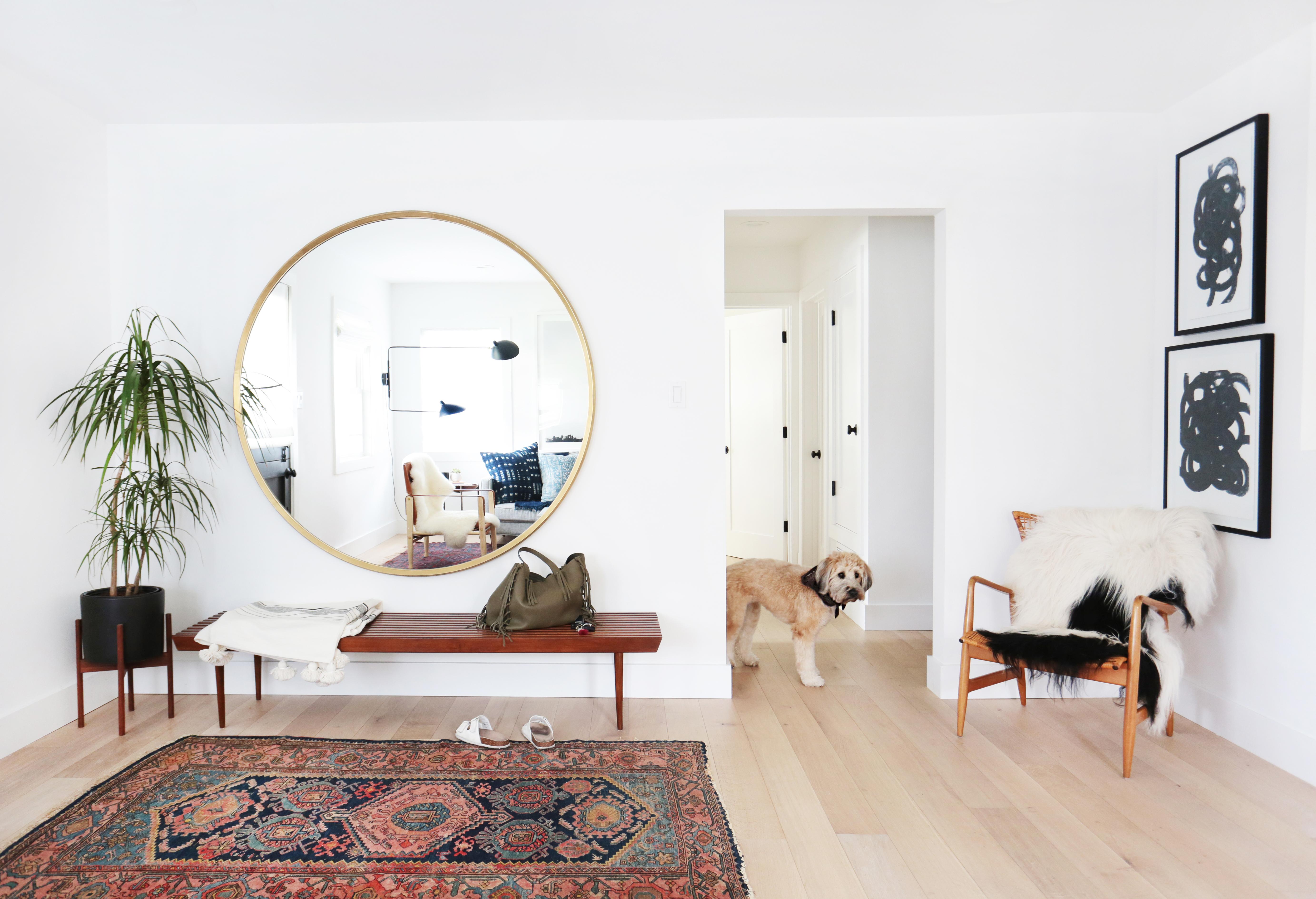 Binnenkijken: modern interieur met natuurlijke materialen alles om