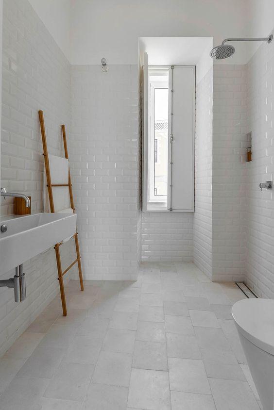 10x volledig witte badkamers - Alles om van je huis je Thuis te ...
