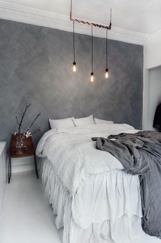 10x de mooiste interieurs met grijze muren - Alles om van je huis je ...