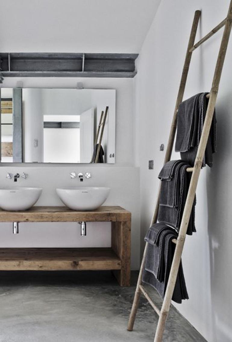 10x de mooiste badkamers met waskommen - Alles om van je huis je ...