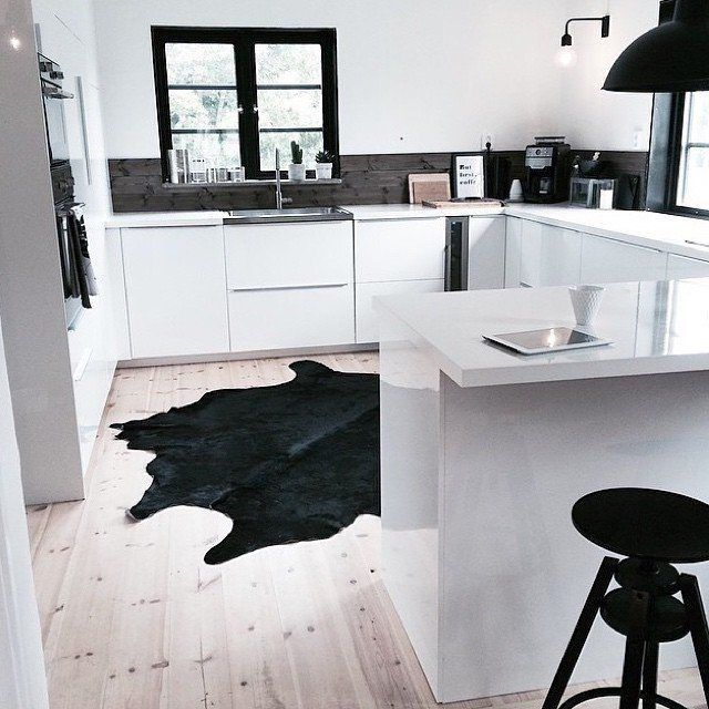 Keukeninspiratie 12x de mooiste keukens van pinterest alles om van je huis je thuis te maken - Stoel tuin leroy merlin ...