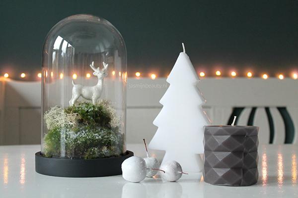 Zwart Wit Kerstdecoraties : Diy: kleine kerst decoraties alles om van je huis je thuis te