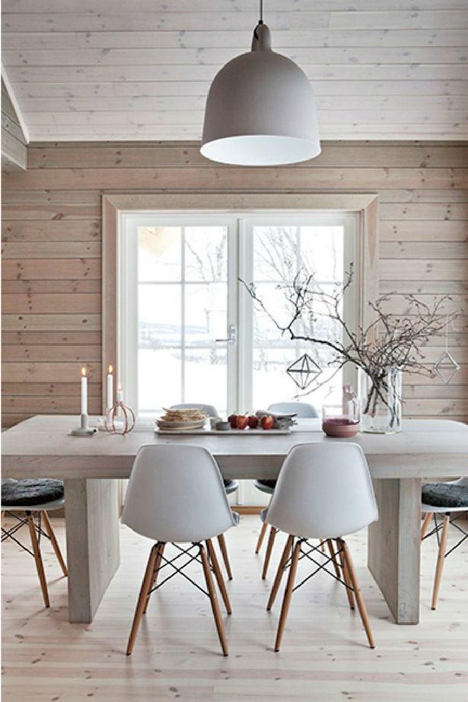 7x de mooiste interieurs met hout - Alles om van je huis je Thuis te ...