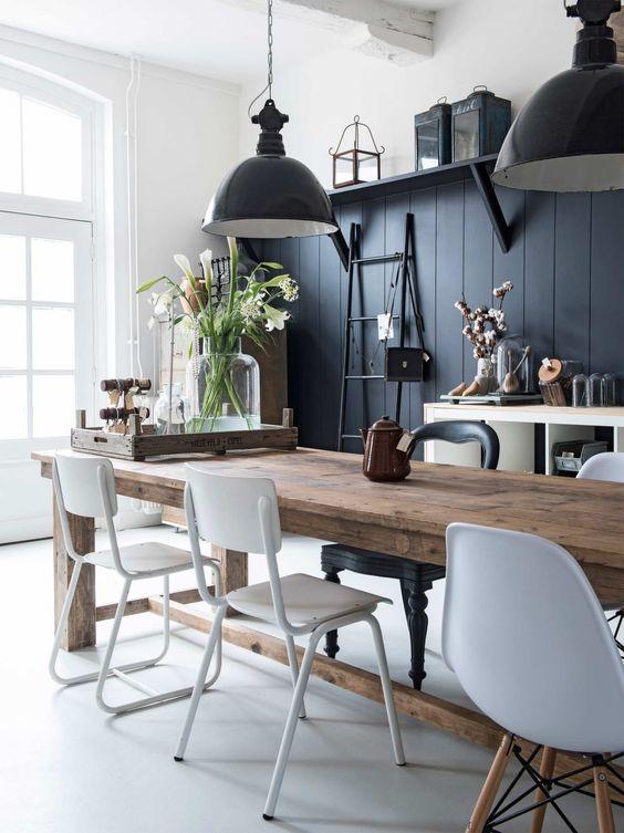 8x de leukste eetkamers - Alles om van je huis je Thuis te maken ...