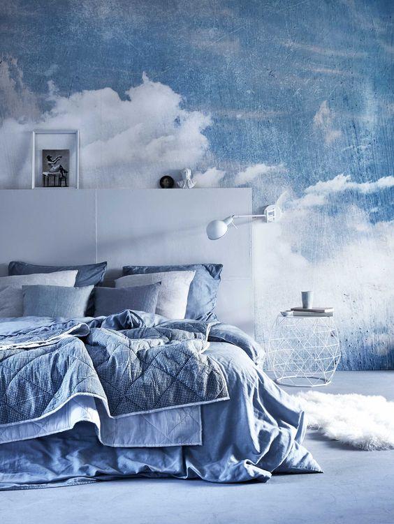 precies wat je wilt in je slaapkamer ik heb pinterest afgespeurd en gezocht naar de mooiste blauwe slaapkamers zie hier de selectie