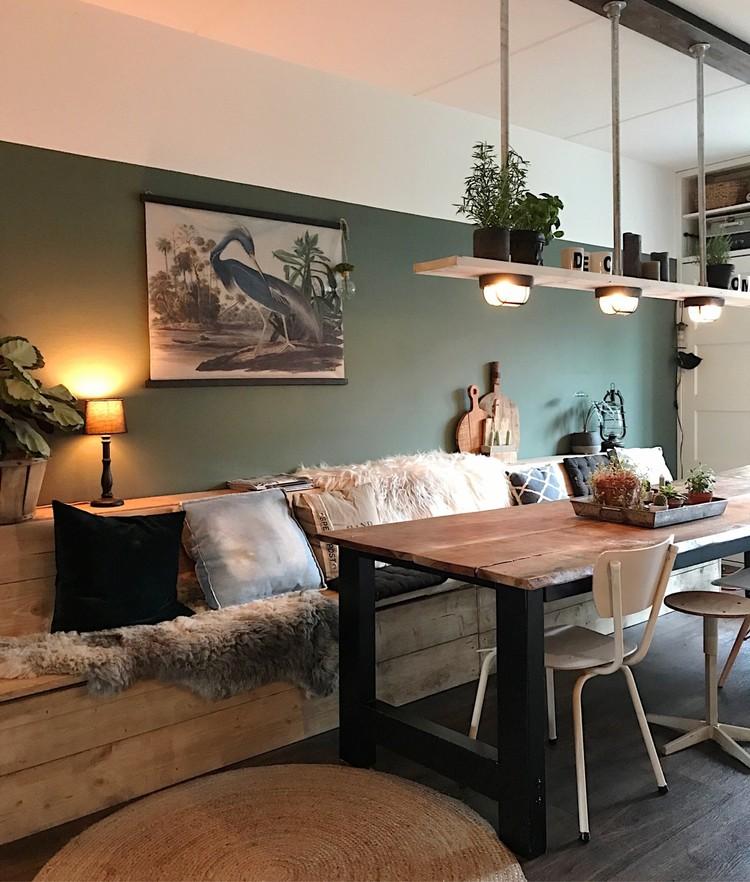 we kunnen wel vaststellen dat mijnhuis__enzo er zeker verstand van heeft kijk mee naar dit toffe interieur en natuurlijk shop the look