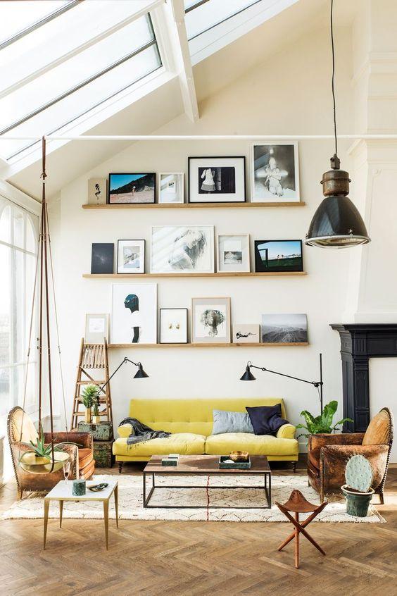 12 mooie (oker)gele banken voor een zonnig interieur - Alles om van ...