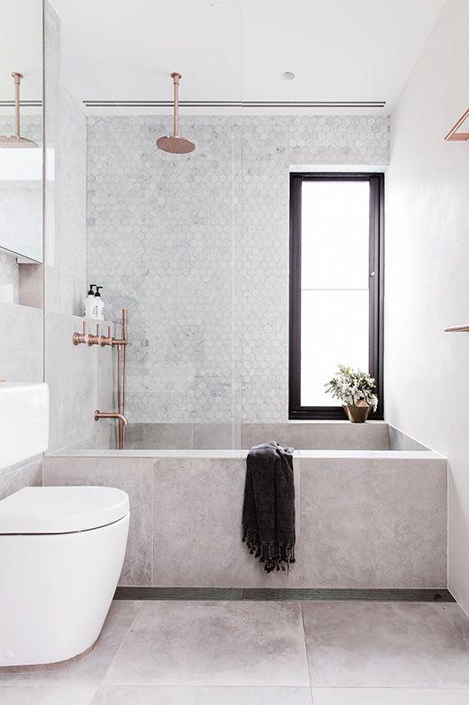 15x de mooiste badkamers - Alles om van je huis je Thuis te maken ...