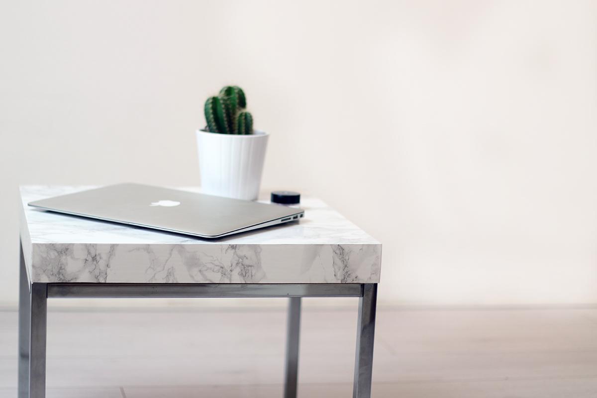 Ikea salontafel rond