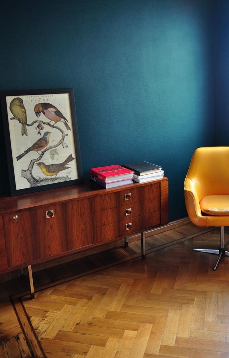 3 kleuren die niemand durft te gebruiken op de muur - Alles om van ...