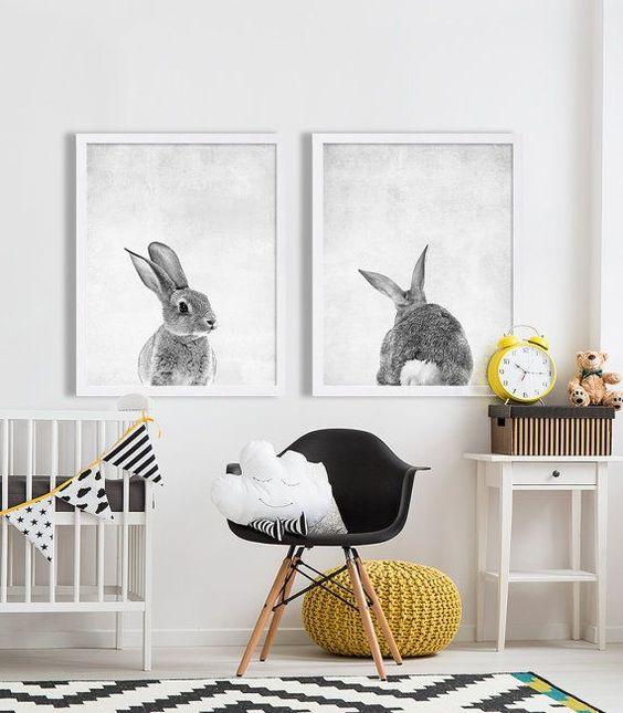 Eames Schommelstoel Babykamer.Creatieve Babykamer Ideeen Alles Om Van Je Huis Je Thuis Te Maken