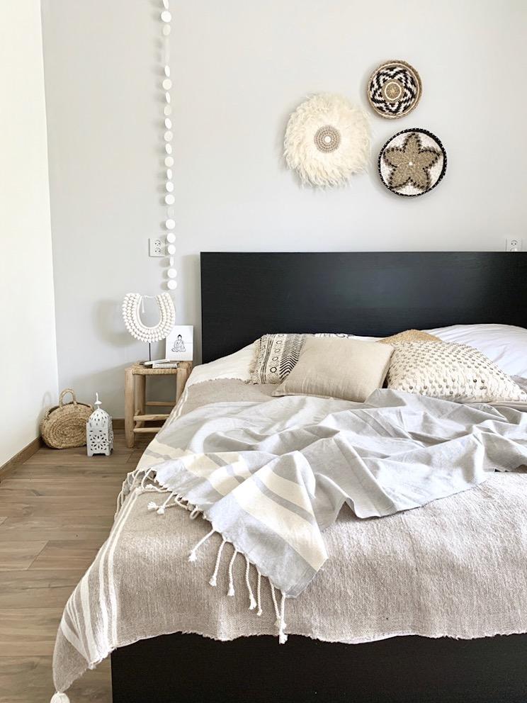 bohemien slaapkamer fenja_interieur
