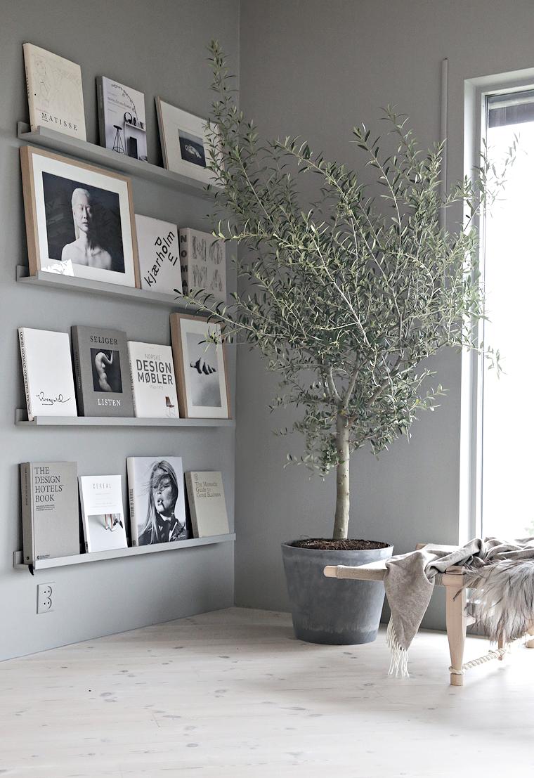 Zwart, wit of grijs op de wand?   alles om van je huis je thuis te ...