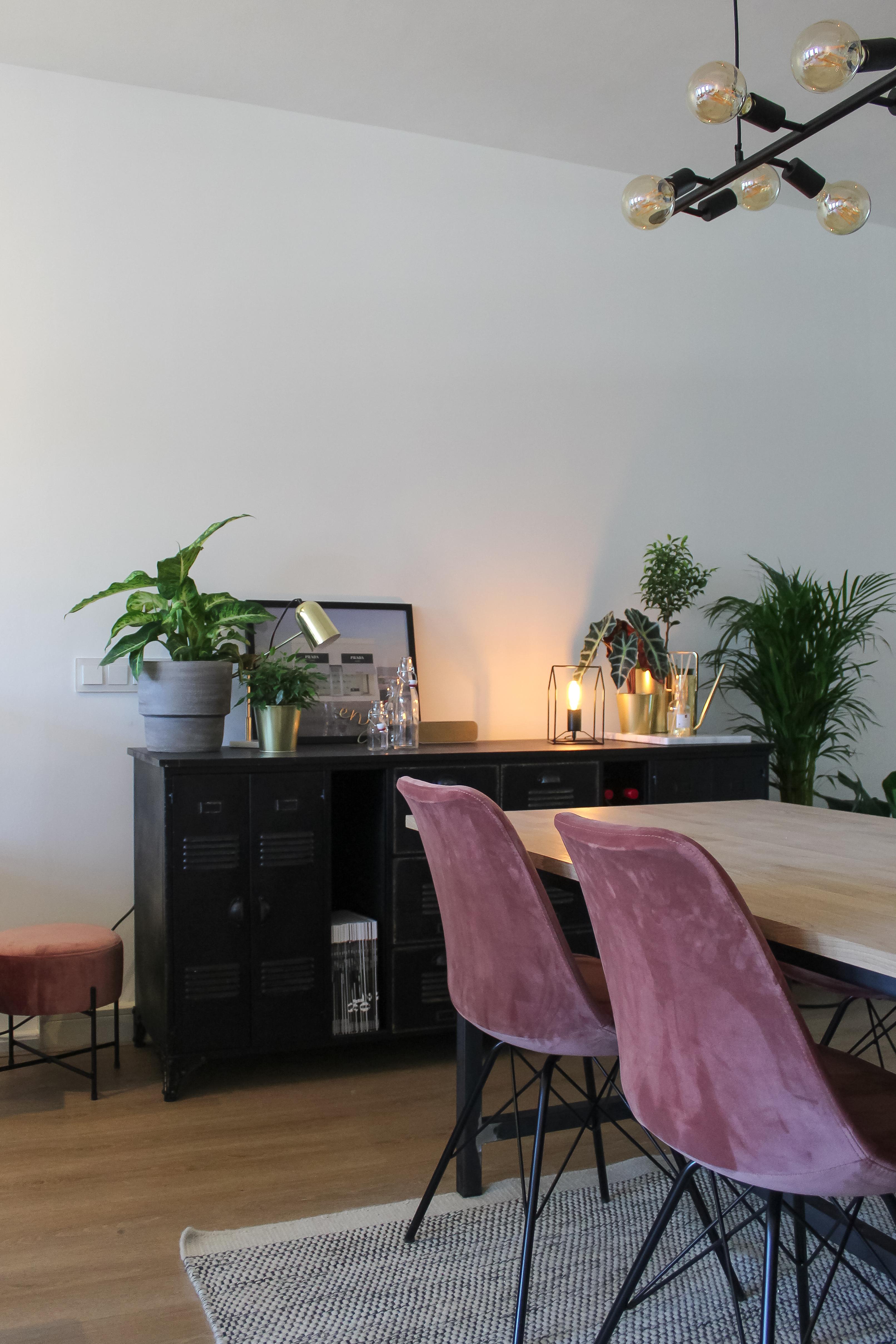 kantoor homedeco eetkamer