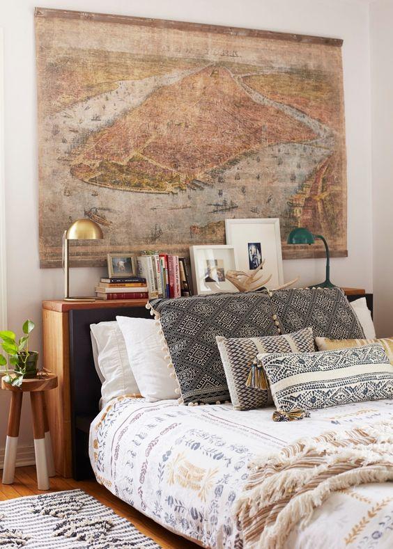 We love: bohemian bedrooms - Alles om van je huis je Thuis ...
