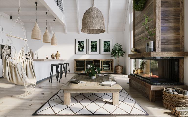 Shop the look: landelijk, botanisch interieur - Alles om van je huis ...