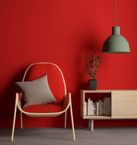 Rood in je interieur: yay or nay? - Alles om van je huis je Thuis te ...