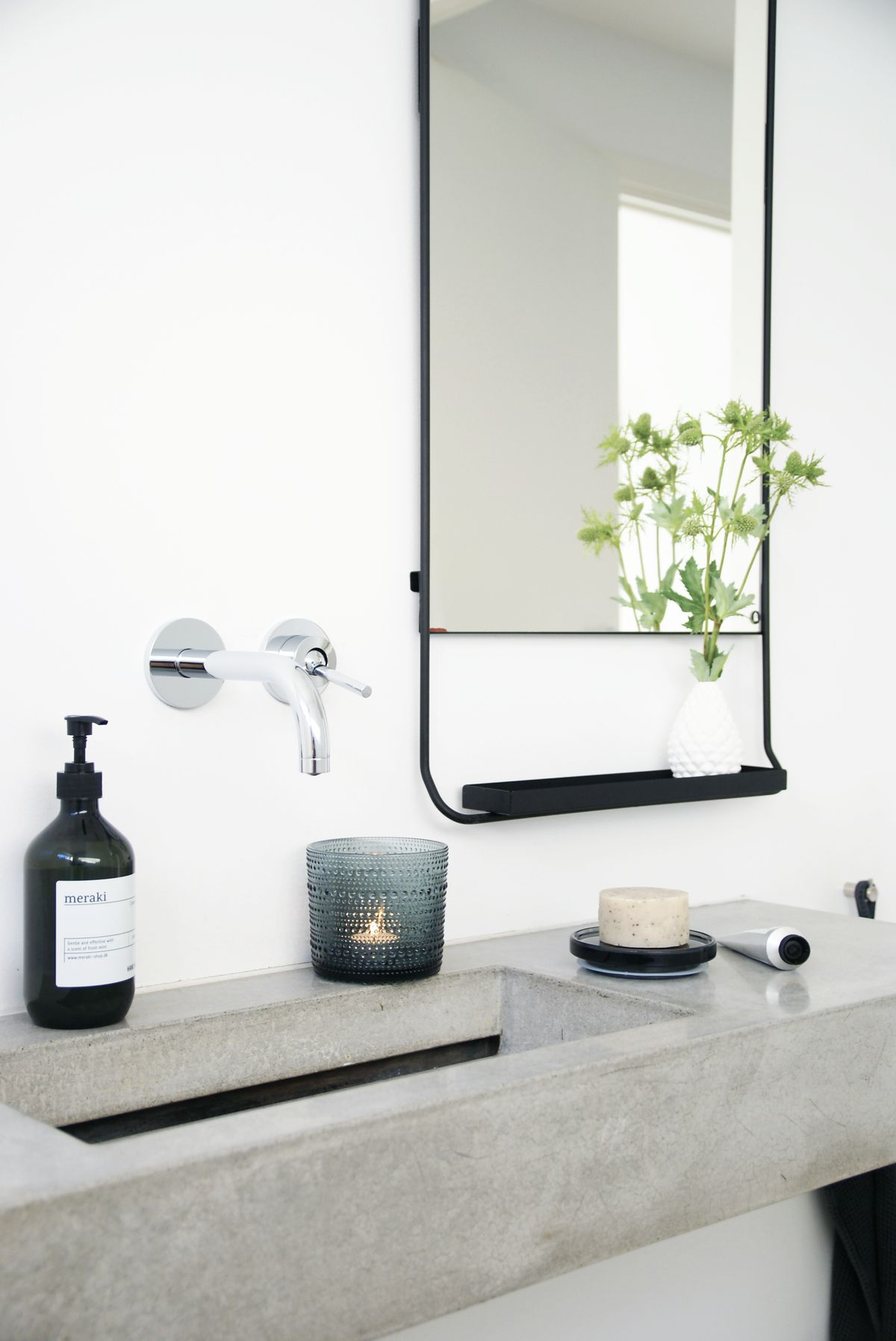 10x the most beautiful bathrooms with concrete   everything you ...